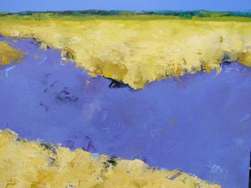 Across A Tide River