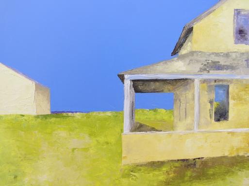 A Cape Cod House